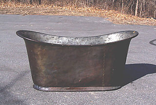 French_copper_bath_tub_